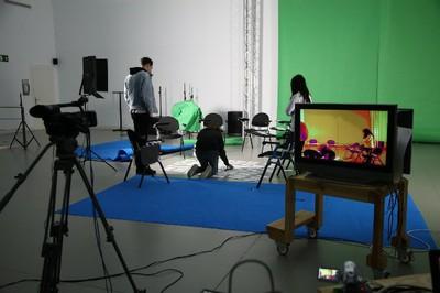 TVLAB. Laboratorio de televisión experimental