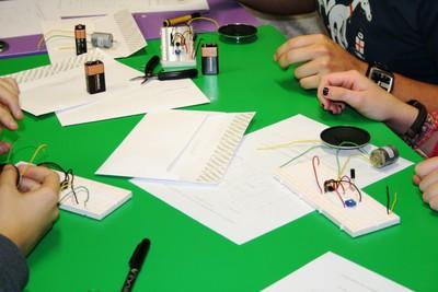 Visita-taller Estación Experimental. Educación Secundaria
