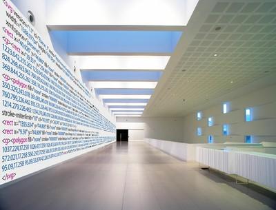 Datascape. Nuevos paisajes en la era tecnológica, laboral, Centro de Arte y Creación Industria