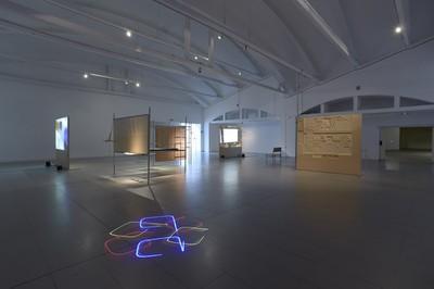 Lorenzo Sandoval: Shadow Writing (Algoritmo/Quipu)