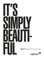 Catálogo: It's Simply Beautiful