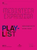 Revista: Mediateca Expandida. Playlist