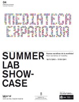Revista: Mediateca Expandida. SummerLAB_Showcase