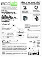 Manual de construcción de un horno solar