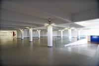 Plano: Sala de columnas