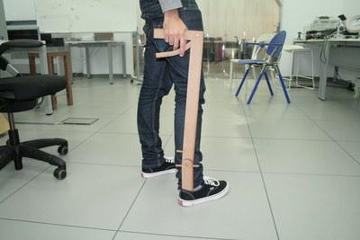 Diseñando una pinza-calzador
