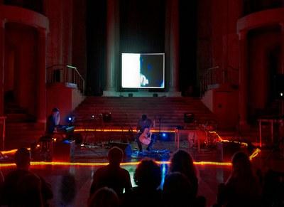 Conciertos entre la música y los centros de arte (LABconciertos II)