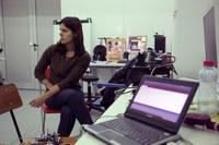 Entrevista a  Maya Da-Rin, artista residente en LABoral