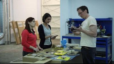 Proceso de fabricación en FabLAB Asturias