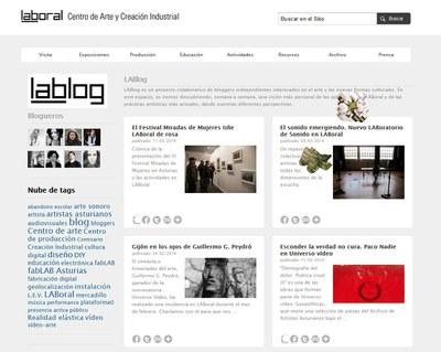 LABlog invadido por las especies digitales de Enrique Radigales