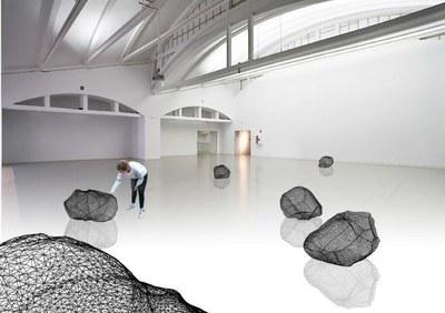 """""""Menhir"""" traslada la mina a la sala de exposiciones"""