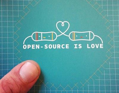 Software libre abriendo las fronteras del arte