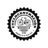 Concentración de bicicletas