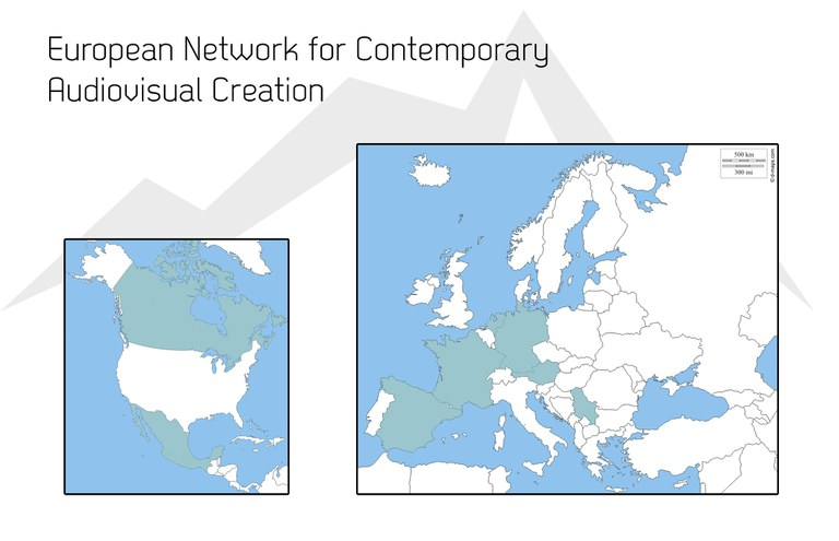 Mapa ENCAC
