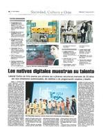 La Nueva España - prensa escrita - 21 de junio