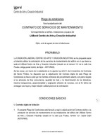 Anexo I. Pliego de Condiciones contrato servicio de mantenimiento (1).pdf