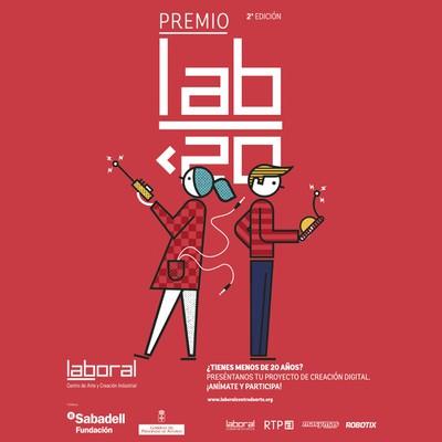 2ª Edición Premio LAB<20
