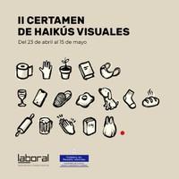 II Certamen de Haikús Visuales
