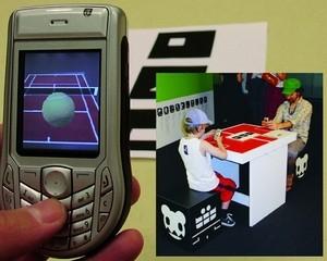 AR Tennis