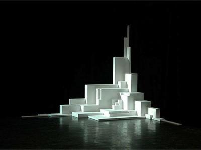 Augmented Sculpture Series, 2008