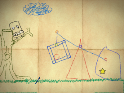 Crayon Physics Deluxe (2006)