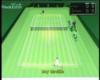 El tenista, 2006