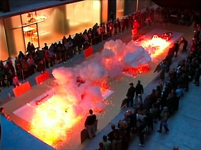 Explosions (selected works), 2003