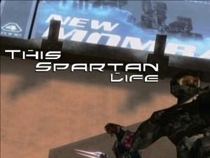 MachinimArt: This Spartan Life