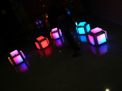 POEtic-Cubes, 2007/08