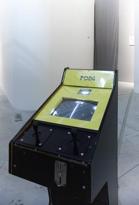 Pong – The Analog Arcade Machine Prototype #2 (2008)