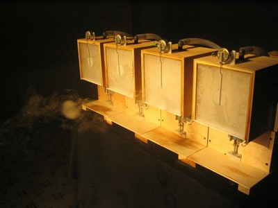 Smoke and Hot Air (2007-2008)