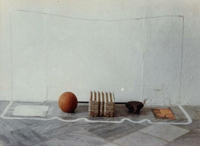 Sofá Provisional, 1995