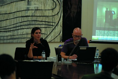 Marta De Gonzalo & Publio Pérez Prieto