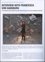 Entrevista con Francesca Von Habsburg sobre 'Pasajes. Viajes por el hiper-espacio'