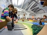 LABoral acogerá dos nuevos campamentos de robótica infantil estas Navidades