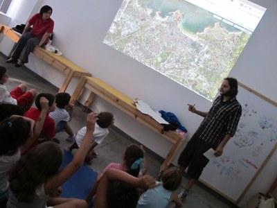 """Comienza una nueva edición del Campamento Urbano """"Jugamos, Creamos"""""""
