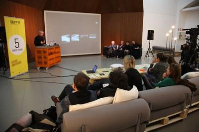 LABoral convoca un concurso de remezclas en el marco del programa 'El arte y su sonido'