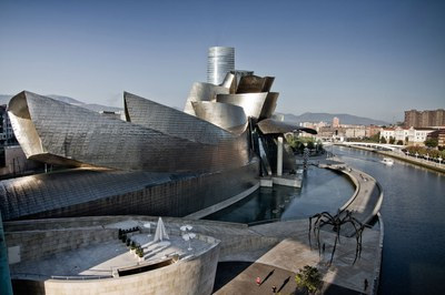 LABoral acoge mañana el debate entre Frank Gehry y Rafael Moneo sobre 'Arquitectura: el futuro en construcción'