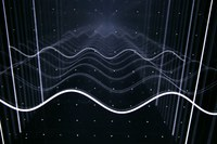 Nicolas Bernier muestra en LABoral 'frequencies (light quanta)'
