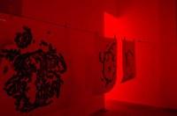 Inauguración de la exposición 'Panacoustic Vortex', de Esther Mañas y Arash Moori