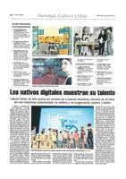 La Nueva España - Los nativos digitales muestran su talento