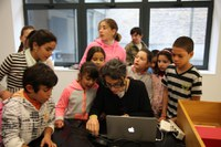 LABoral lleva su programa escolar a la Conferencia Europea sobre Fabricación Digital y Educación