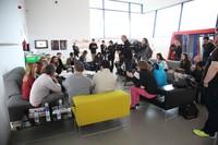 LABoral participa en dos simposios sobre Ciencia, Tecnología y Arte impulsados por la UE en Linz (Austria)