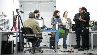 LABoral se asocia al Massachusetts Institute of Technology (MIT) para desarrollar su fabLAB