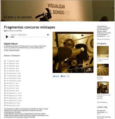 Cuatro composiciones sonoras trazan una radiografía de LABoral dentro del proyecto  El Arte y su sonido