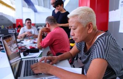 Shu Lea Cheang presenta el trabajo desarrollado durante su residencia en LABoral