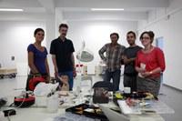 Cinco artistas producen en LABoral las instalaciones que se mostrarán en 'Traslaciones'